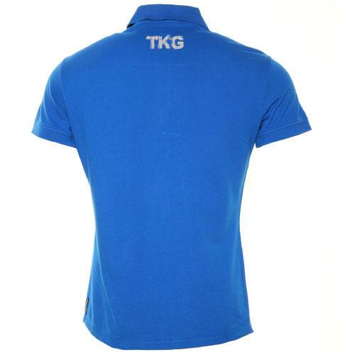 100 cotton polo shirts mens printed polo t shirts top for Logo printed polo shirts