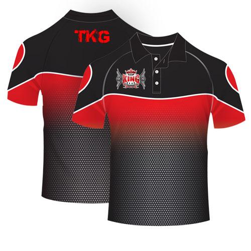 Sublimated Polo T Shirts Shorts Sleeve 0711382494