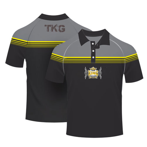 Sublimated polo shirts for Design your own polo shirts