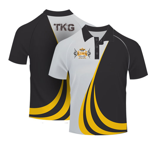 Sublimated polo shirts for Design polo shirts online