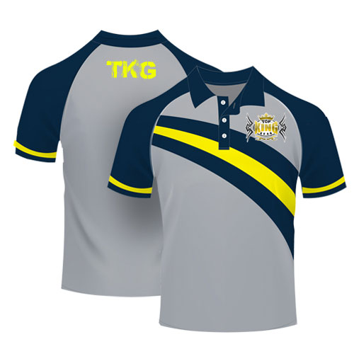 Sublimation Printing Polo T Shirts | Top King Gear