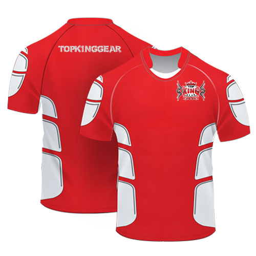 Sublimation Rugby Jerseys &